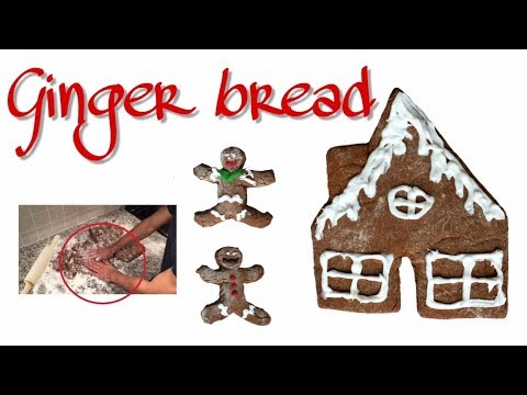 How to Make Gingerbread - Gingerbread Recipe