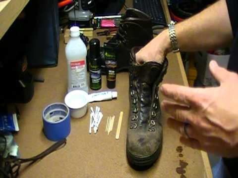 How To Repair & Refurbish Leather Hiking Boots