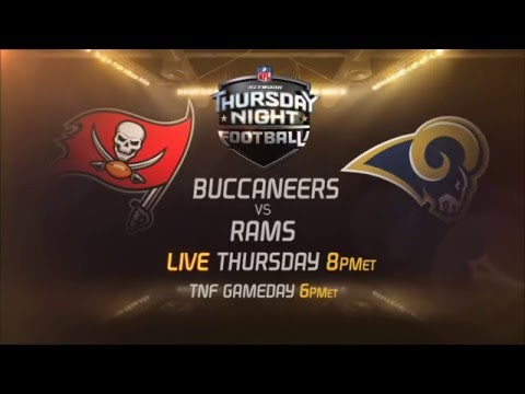 Buccaneers vs. Rams Preview (Week 15) | Thursday Night Football on NFL Network 8:30pm EST