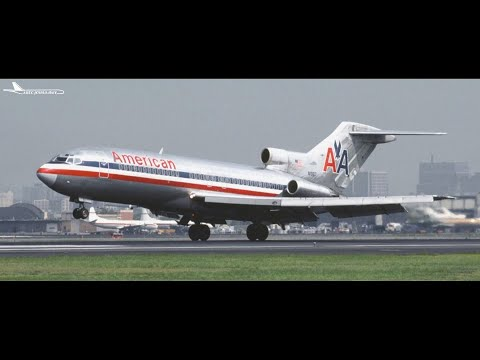 FS2004 - No Clear Option (American Airlines Flight 625)