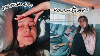 week in my life | summer family vacation