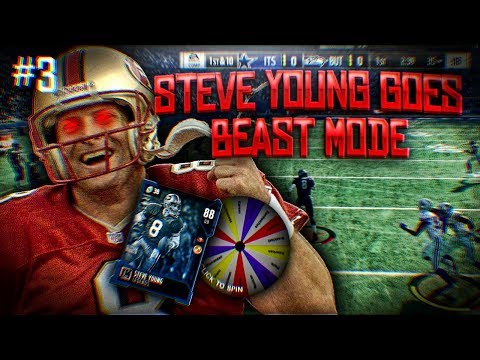 STEVE YOUNG GOES BEAST MODE!! | DEFENSE BALLS OUT!! | WHEEL OF FORFEITS EP 4