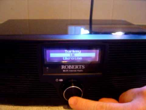 How to play BBC Listen Again on a Roberts Stream WM-201 Internet Radio