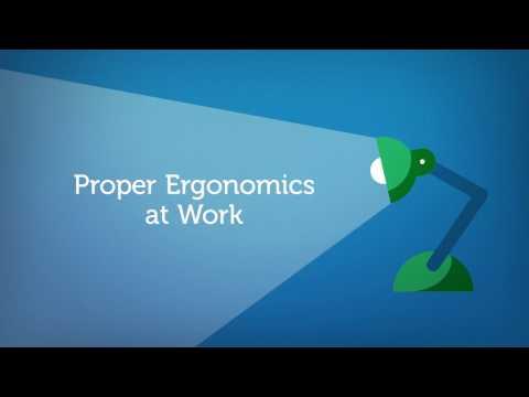 Posture Perfect - Proper Ergonomics at Work