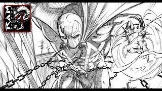 Spawn - Speed Drawing Video - Sketchbook Pro 7 Demonstration