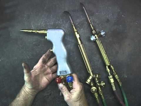 Choosing an Oxygen Acetylene Torch