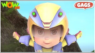 Vir: The Robot Boy #12 - 3D ACTION compilation for kids - As seen on Hungama TV