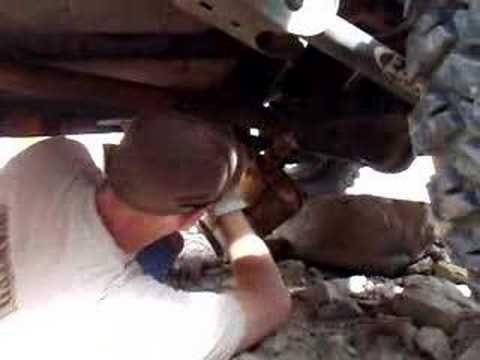 muffler removal