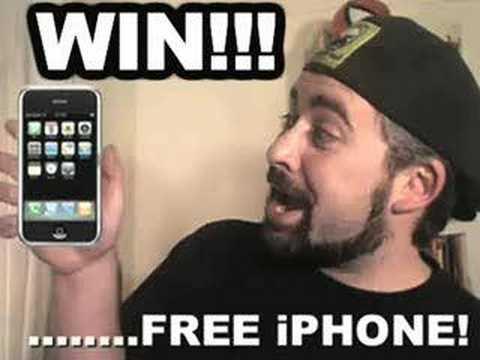 Free iPhone - Win an iPhone!