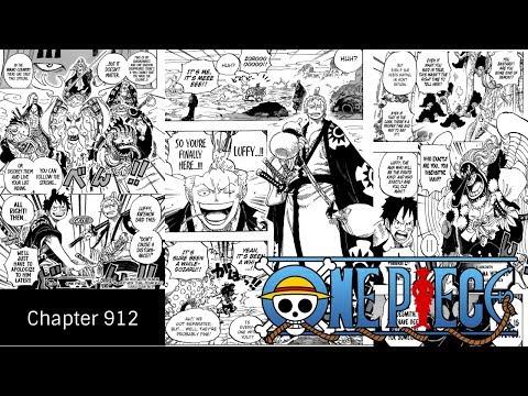 LUFFY FOUND ZORO!! One Piece Chapter 912: Amigasa Village