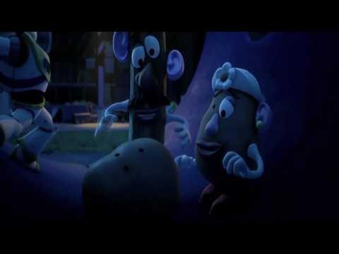 Toy Story 3 - Spanish Buzz dance