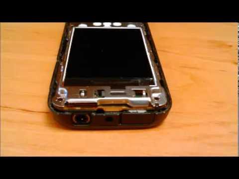 nokia 2007c white screen repair