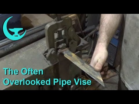 The Often Overlooked Pipe Vise