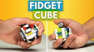 Build the Ultimate LEGO Fidget Cube! | BRICK X BRICK