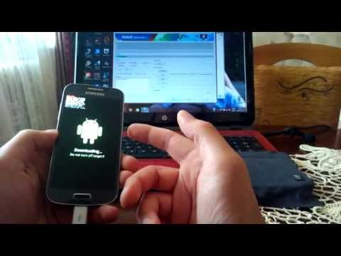How to Root & Install Recovery on Samsung S4 Mini i9195