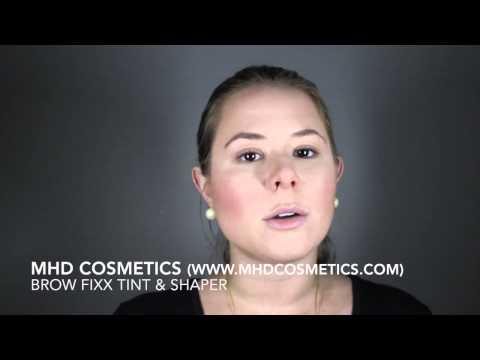MHD Cosmetics - Brow Fixx Tint & Shaper