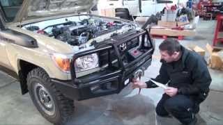 A Day in the Life of a Land Cruiser (Complete movie)