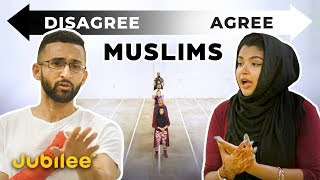 Do All Muslims Think The Same?