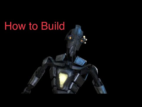 How to Build a Custom Lego Lightsaber Droid