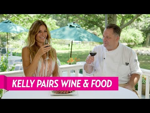 Travel with Us | The Hamptons: Kelly Tries a Wine & Food Pairing