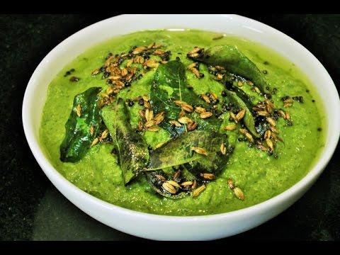 Coconut Chutney by madhurasRecipe | Chutney Recipe for Idly, Dosa. Medu Vada, Dal Vada
