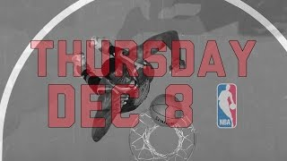 NBA Daily Show: Dec. 8 - The Starters