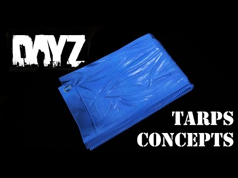 Crafting From Tarps Concepts : DayZ Standalone