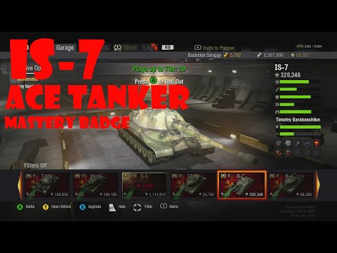 World Of Tanks Xbox 360 IS-7