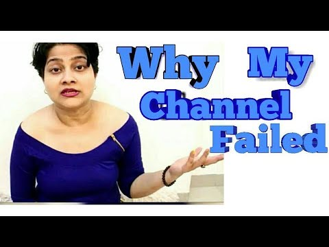 Why my Channel failed | New Announcement | Dr Shalini