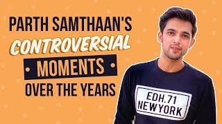 Kasautii Zindagii Kay star Parth Samthaan's controversies of all time