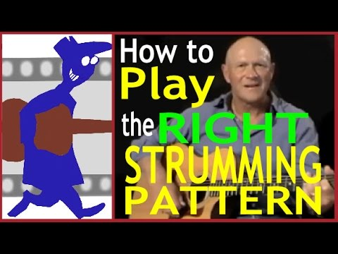How to Play the Right Strumming Pattern