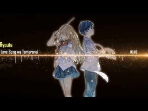 Nightcore - Love Song wa Tomaranai