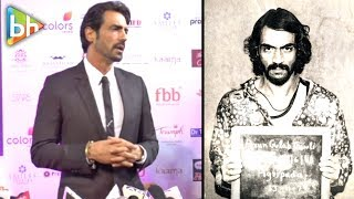Arjun Rampal REVEALS What He Feels About His Gangster Film Daddy & If It Glorifies Crime.