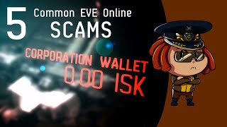 5 Most Common Scams In EVE Online