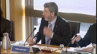 Delegated Powers And Law Reform Committee Scottish Parliament 3rd Mar