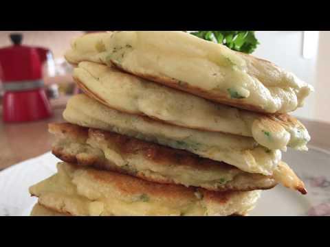 Cheese Pancakes - Episode 342 - Baking with Eda