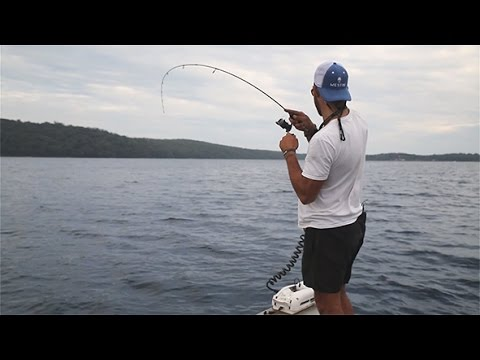 Fishing For Bream With Ecogear Breamer Vibes