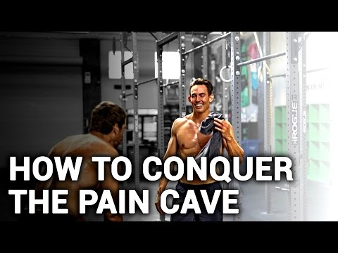 Rowing and the Pain Cave - How to Get Through it