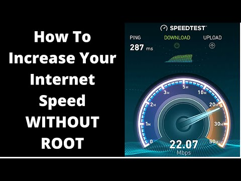 Boost Your Internet SPEED without ROOT [HINDI - हिन्दी ]