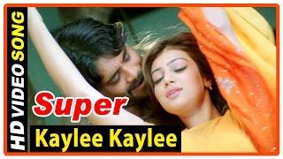 Super Tamil Movie | Songs | Kaylee Kaylee song | Nagarjuna | Ayesha Takia