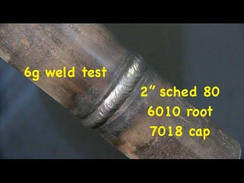 6g Weld Test -2