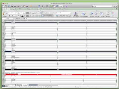 PDF zu Excel mit Acrobat Pro