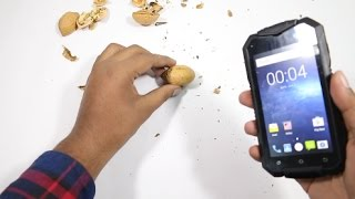 Extreme Torture Test Geotel A1 - Best Affordable Rugged Smartphone ?