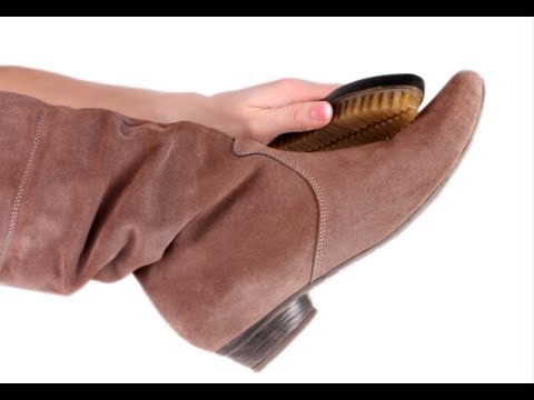 How to Clean Suede Shoes - Suede Shoes Protection