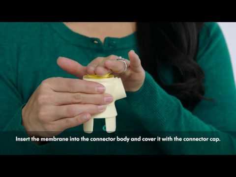 Medela Sonata Breast Pump - How to Assemble by Medela