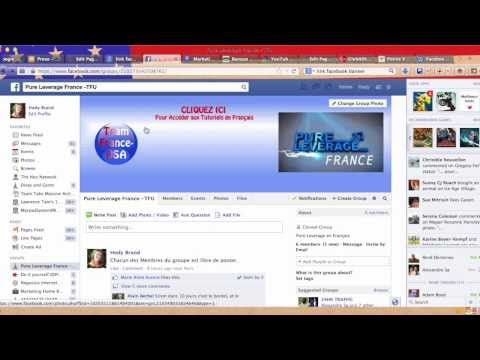 Facebook Banner Link | How to Make a Clickable Link on Banner
