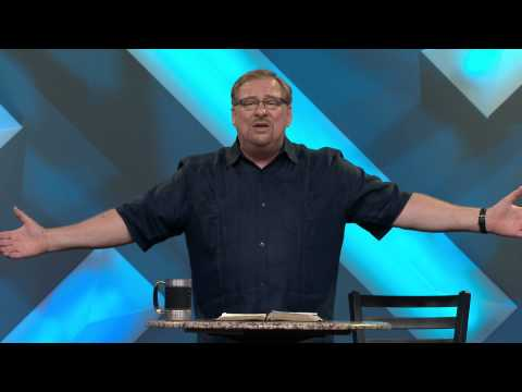 How God Can Bless a Broken Heart With Pastor Rick Warren