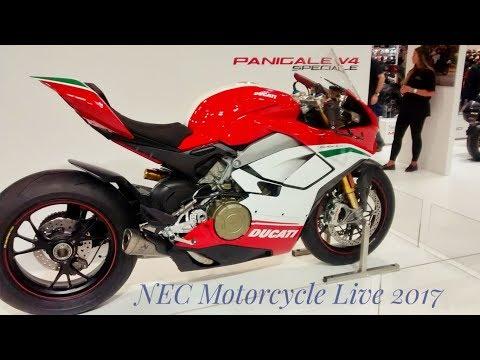 NEC 3 Motorcycle Live 2017