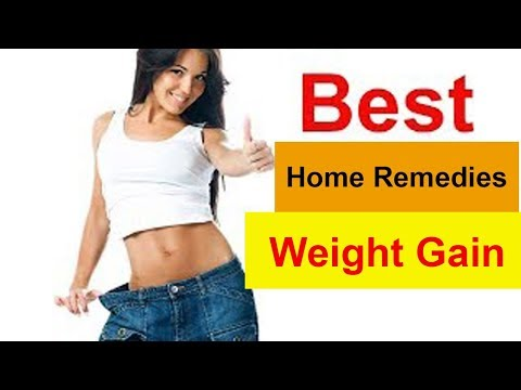 How To Gain Weight Fast Best Natural Home Remedies For Weight Gain