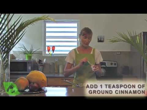 Living Green with Baby: Fresh Pear Sauce